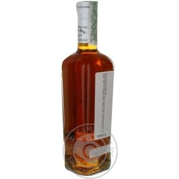 Виски Black Jack 40% 0,5л - купить, цены на Фуршет - фото 3