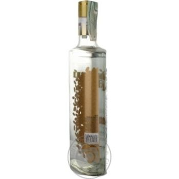 Водка Хлебный Дар Классическая 700мл - купить, цены на Фуршет - фото 4
