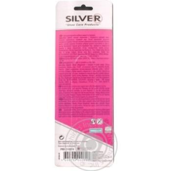 Щітка Silver для нубуку та замші 4-х стороння - купити, ціни на Novus - фото 3