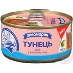 Akvamaryn Canned Tuna Fish