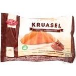 Круассан АВК Круасель слоеный с начинкой со вкусом шоколада 60г Украина