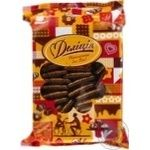 Печиво Деліція Маргаритка зі смаком малини здобне 400г