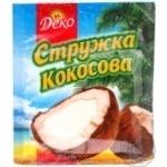 Deko Chip Coconut