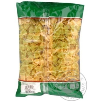 MAKFA Durum Wheat Pasta Products Farfalle - buy, prices for Novus - image 2