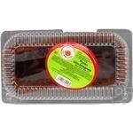 Pan Marzipan Chocolate Roll