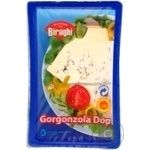 Сыр Бирахи Горгонзола Гран Густо 48% 200г