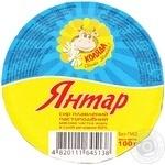 Сыр Коляда Янтарь плавленый пастообразный 60% 100г