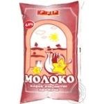 Молоко Кагма топленое 4% 1000г пленка Украина