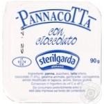 Десерт Панакота шоколад 90г Италия