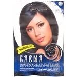 Средство Фито Косметик для окраски и укрепления волос Басма иранская натуральная элитная высшего сорта 25г