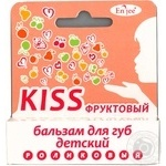 En`jee Kiss Fruit For Lips Balsam