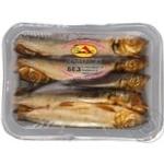 Салака Вомонд холодного копчення 250г - купити, ціни на Ашан - фото 1