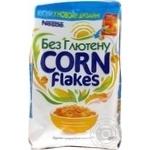 Сухой завтрак Nestle Corn flakes без глютена 250г