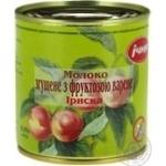 Ichnya on fructose with сaramel сondensed milk 8.5% 360g