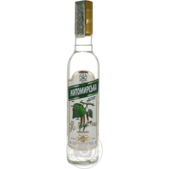 Vodka Syuz-victan Na brynkah 40% 500ml glass bottle Ukraine - buy, prices for Novus - image 6