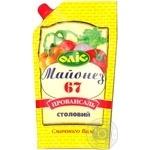 Olis Stoloviy Mayonnaise