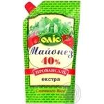 Mayonnaise Olis Extra 40% 390g