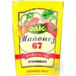 Olis Provencal Stoloviy Mayo 67% 170g