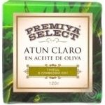 Fish tuna Premiya select canned 120g