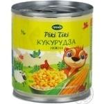 Vegetables corn Premiya Riki tiki canned 170g