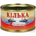 Fish sprat Atlantika in tomato sauce 220g