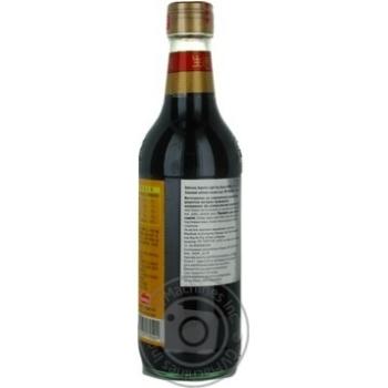 Соус соєвий Haday смачний світлий 500мл - купити, ціни на Ашан - фото 2