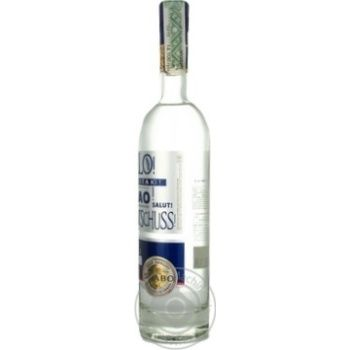 Vodka Shabo Premium 40% 500ml glass bottle - buy, prices for Novus - image 4