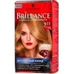 Фарба для волосся Brillance 911 Божественний Блонд