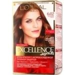Color L'oreal Excellence for hair