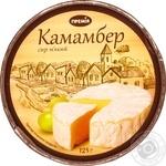 Сыр Премія Камамбер 45% 125г