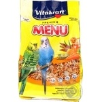 Food Vitakraft for parrots 500g