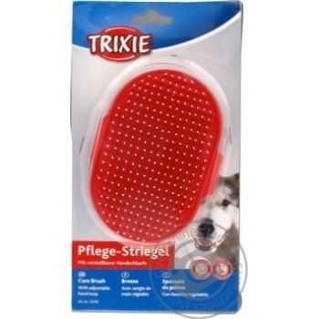 Trixie Brush for Terrier with Balls 7x12cm - buy, prices for CityMarket - photo 1