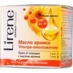 Cream Lirene to deep wrinkles 50ml