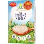 Пластівці Терра рисова 600г