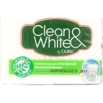 Милогосподарськевідбілююче Clean&WhitebyDuru125г