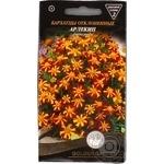 Насіння Квіти Чорнобривці відхилені Арлекін Golden Garden 0,3г