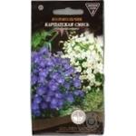 Насіння Golden Garden Квіти Дзвоники карпатська суміш 0,2г