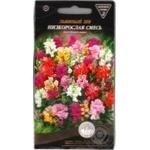 Насіння Golden Garden Квіти Ротики Низькоросла суміш 0,3г