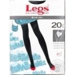 Колготи жіночі Legs 260 Bikini 20 №4 Nero
