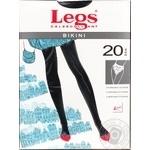 Колготки женские Legs Bikini 20 nero р.1/2 260 шт
