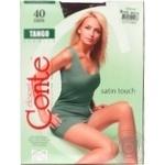 Колготи жіночі Conte Tango 40 Den Mokka розмір 6