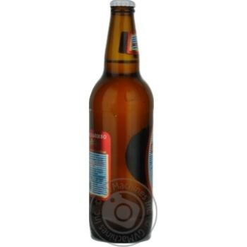 Пиво Хмельпиво Жигулівське світле 4,2% 0,5л - купити, ціни на Novus - фото 3
