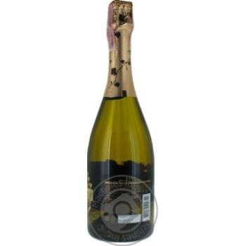 Вино игристое Шабо Gold Special Edition белое полусладкое 10,5-13,5% 0,75л - купить, цены на Таврия В - фото 2
