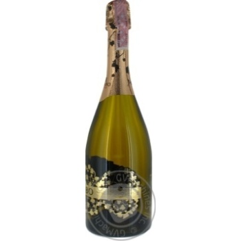 Вино игристое Шабо Gold Special Edition белое полусладкое 10,5-13,5% 0,75л - купить, цены на Novus - фото 5