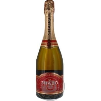 Вино игристое Shabo белое полусладкое 0,75л - купить, цены на Таврия В - фото 3