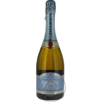 Shabo Charmat white semi-dry sparkling wine 10,5-13,5% 0.75l - buy, prices for EKO Market - photo 3