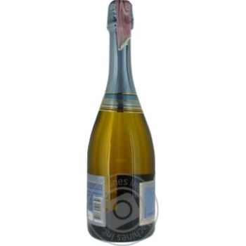 Shabo Charmat white semi-dry sparkling wine 10,5-13,5% 0.75l - buy, prices for EKO Market - photo 4