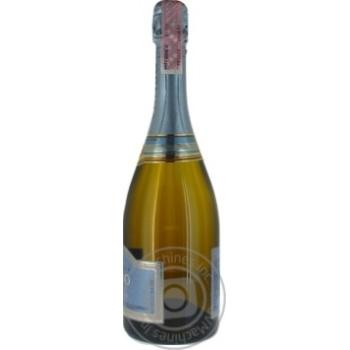 Вино игристое Shabo Charmat белое полусухое 10,5-13,5% 0.75л - купить, цены на ЕКО Маркет - фото 5