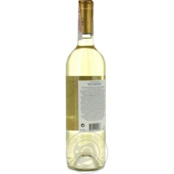 Вино Ротшильд СОВИНЬОН Мапо Чили 0,75л - купить, цены на Novus - фото 2