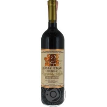 Вино Shumi Алазанська долина червоне 12% 0,75л
